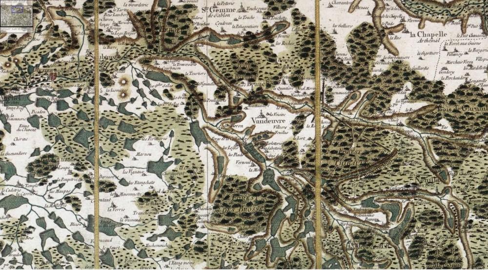 étymologie | Histoire en Brenne